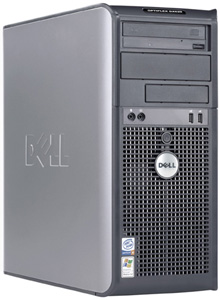 Dell OptiPlex GX260 Panasonic UJDA360 Windows