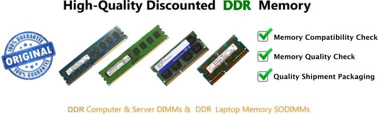 DDR Memory Upgrades