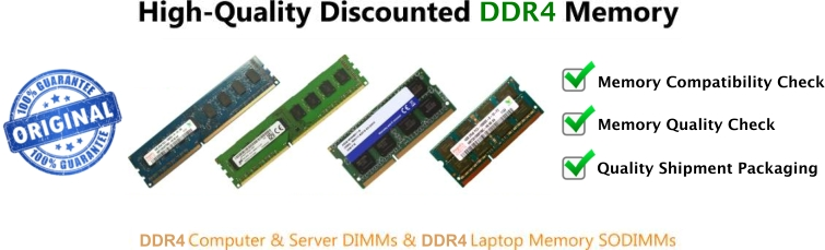 DDR4 Memory Upgrades