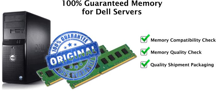 Dell PowerEdge Server Memory Guarantee