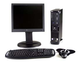New PC Power Supply Upgrade for Gateway E Series E-4100 Desktop Computer