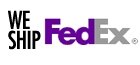 We Ship FedEx